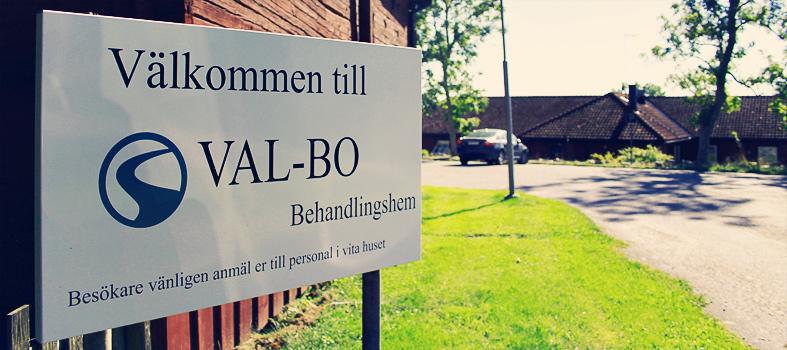 Välkommen till VAL-BO!