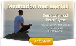 Föreläsning med Peter Blyme