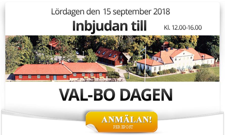 VAL-BO Dagen 2015